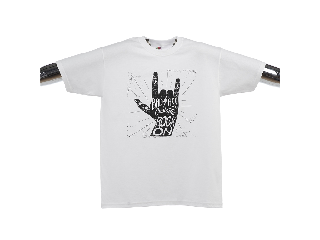 "T-Shirt Herren ""Rock On"""
